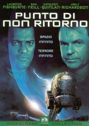 PUNTO DI NON RITORNO (DVD)