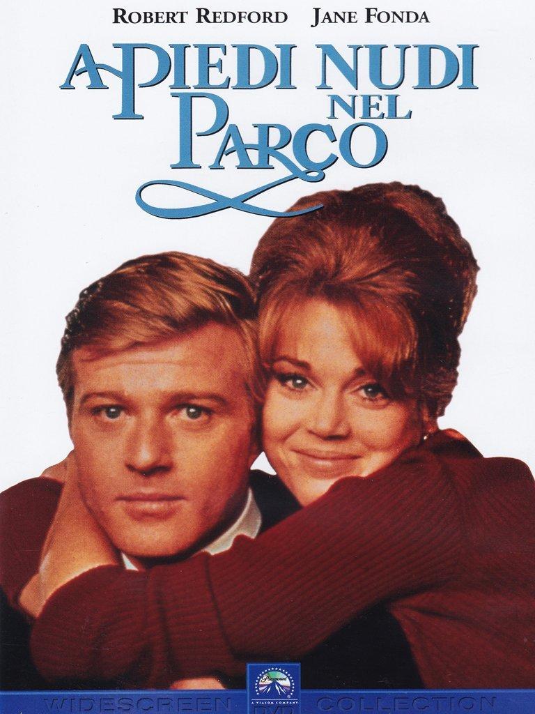A PIEDI NUDI NEL PARCO (DVD)