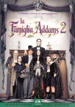 LA FAMIGLIA ADDAMS 2 (DVD)