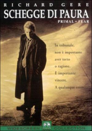 SCHEGGE DI PAURA (DVD)