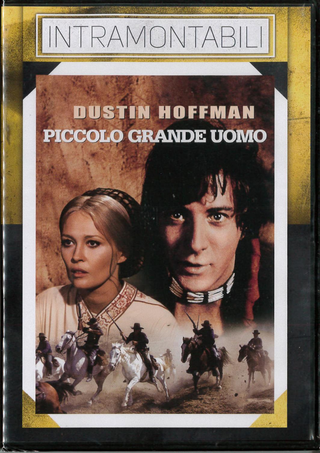 PICCOLO GRANDE UOMO (DVD)