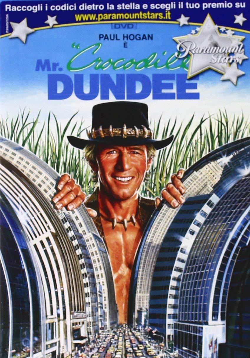 MR.CROCODILE DUNDEE (DVD)