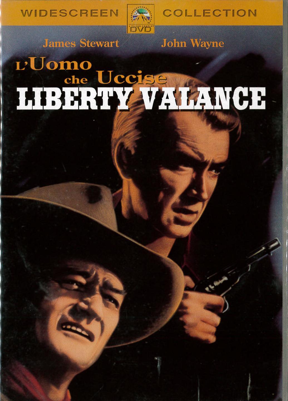 L'UOMO CHE UCCISE LIBERT VALANCE (DVD)