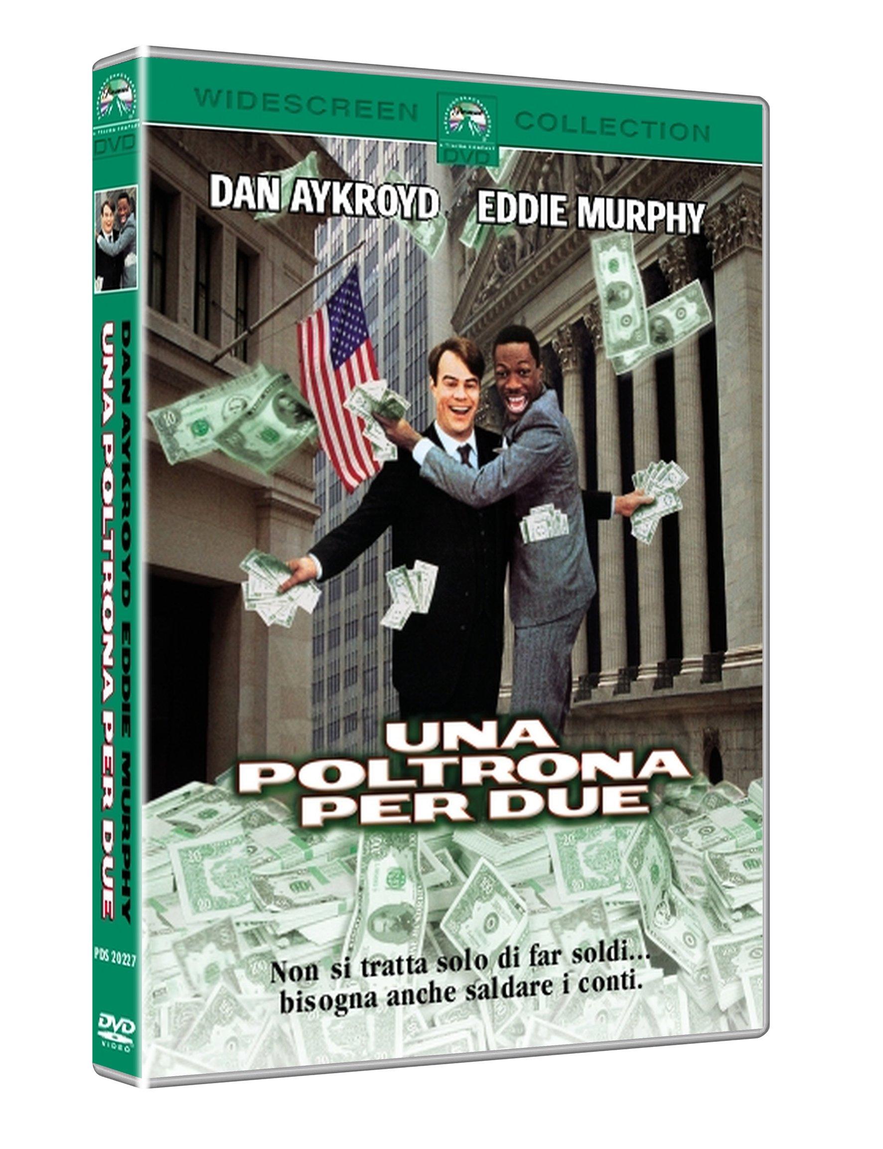UNA POLTRONA PER DUE (DVD)