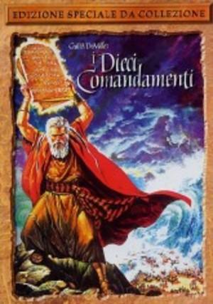 I DIECI COMANDAMENTI - EDIZIONE SPECIALE DA COLLEZIONE (2 DVD) (