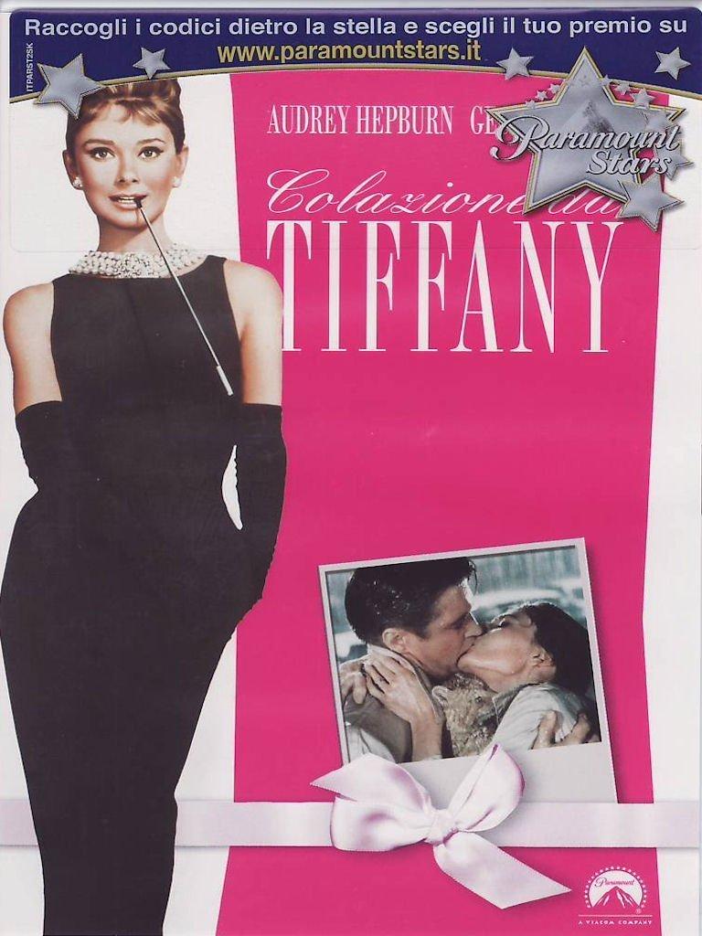 COLAZIONE DA TIFFANY - ANNIVERSARY ED. (DVD)