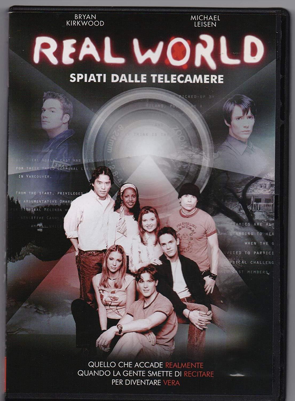 REAL WORLD - SPIATI DALLE TELECAMERE - EX NOLEGGIO (DVD)