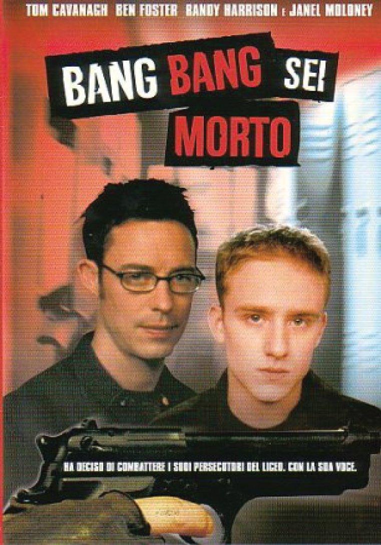 BANG BANG SEI MORTO - EX NOLEGGIO (DVD)