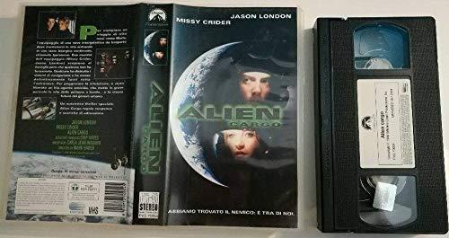 ALIEN CARGO (VHS)