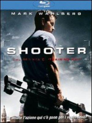 SHOOTER (BLU-RAY)