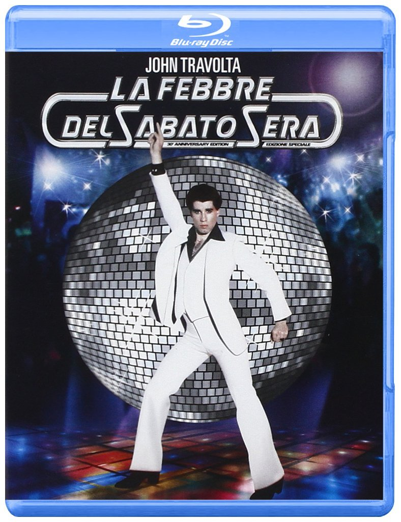 LA FEBBRE DEL SABATO SERA (SE) (BLU-RAY)