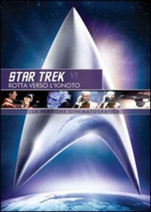 STAR TREK VI ROTTA VERSO L'IGNOTO (BLU-RAY)
