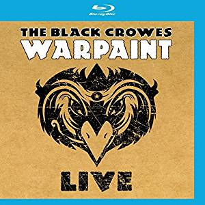 THE BLACK CROWES - WAR PAINT LIVE - BLU RAY