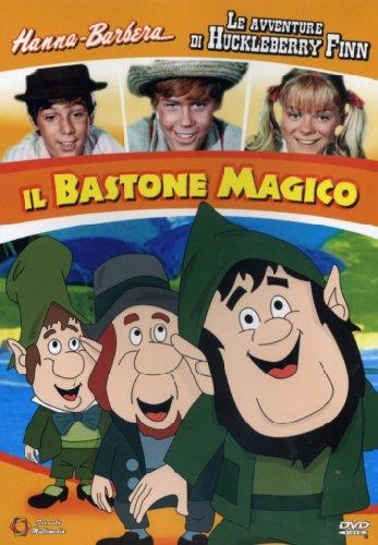 LE AVVENTURE DI HUCKLEBERRY FINN - IL BASTONE MAGICO (ED. LIMITA