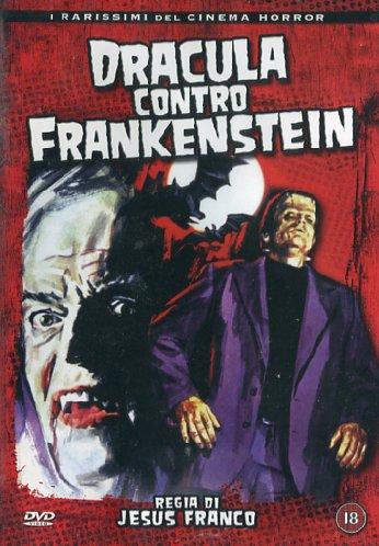DRACULA CONTRO FRANKENSTEIN (DVD)