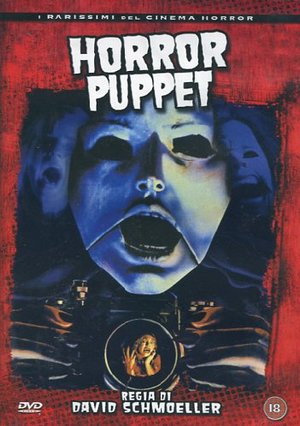 HORROR PUPPET (DVD)
