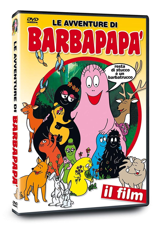 LE AVVENTURE DI BARBAPAPA' - IL FILM (DVD)