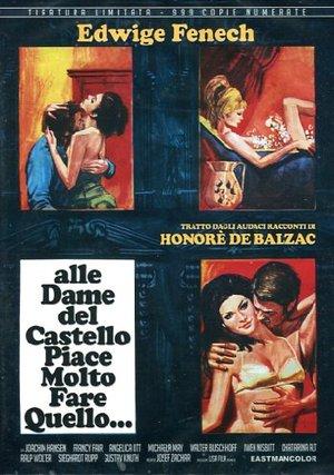 ALLE DAME DEL CASTELLO PIACE MOLTO FARE QUELLO (DVD)