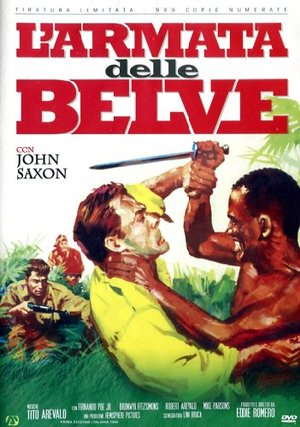 L'ARMATA DELLE BELVE (ED. LIMITATA E NUMERATA) (DVD)
