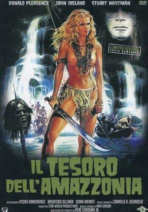 IL TESORO DELL'AMAZZONIA (ED. LIMITATA E NUMERATA) (DVD)