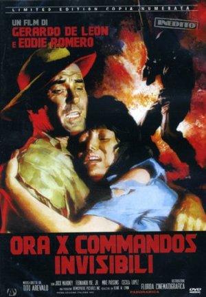 ORA X COMMANDOS INVISIBILI (ED. LIMITATA E NUMERATA) (DVD)