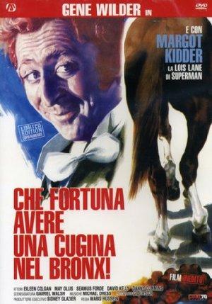 CHE FORTUNA AVERE UNA CUGINA NEL BRONX (ED. LIMITATA E NUMERATA) (DVD)