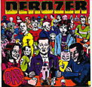 DEROZER - BAR (CD)