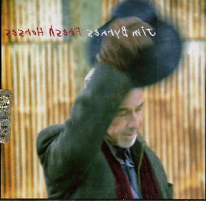 JIM BYRNES - FRESH HORSES (CD)