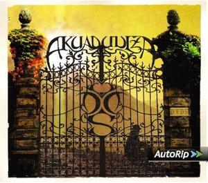 DAVIDE VAN DE SFROOS - AKUA DUULZA (CD)