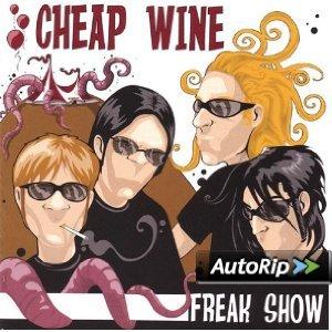 WINE CHEAP - FREAK SHOW (CD)