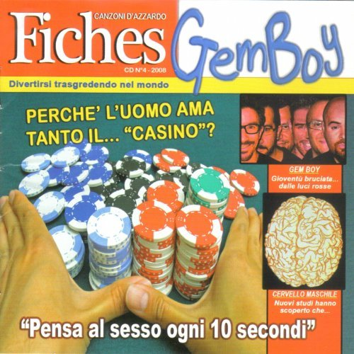 GEM BOY - FICHES (CD)