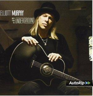 ELLIOTT MURPHY - NOTES FROM THE UNDERGROUND (CD)