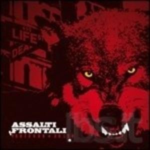 ASSALTI FRONTALI - PROFONDO ROSSO (CD)