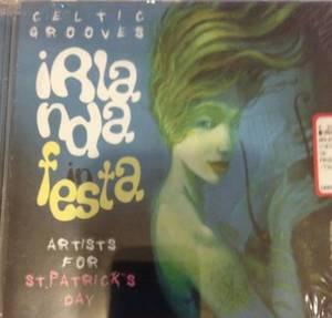 IRLANDA IN FESTA - ARTISTS FOR ST.PATRICK'S DAY (CD)