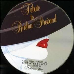 TRIBUTO TO BARBRA STREISAND PERFOEMED BY MARIA NAHIMA (METAL BO
