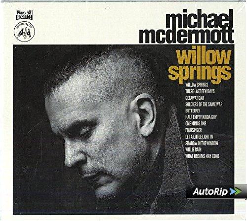 WILLOW SPRINGS [AUDIO CD] MICHAEL MCDERMOTT (CD)