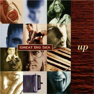 GREAT BIG SEA - UP (CD)
