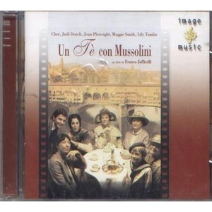 UN TE CON MUSSOLINI (CD)