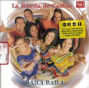 RUEDA DE CASINO - BAILA BAILA LA RUEDA DE CASINO (CD)