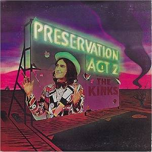 KINKS - PRESERVATION ACT 2 (CD)