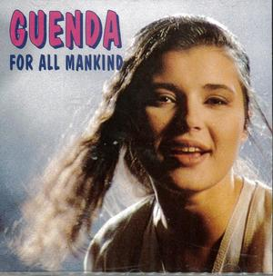 GUENDA - FOR ALL MANKID (CD)