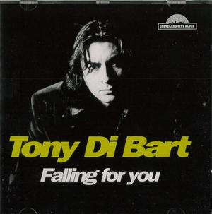 TONY DI BART - FALLING FOR YOU (CD)
