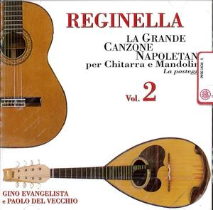 REGINELLA VOL.2 (CD)