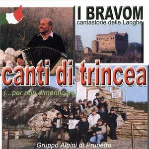 BRAVOM - CANTI DI TRINCEA (CD)