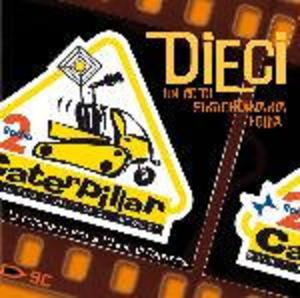CATERPILLAR 10 -2CD (CD)