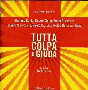TUTTA COLPA DI GIUDA (CD)