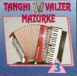 TANGHI VALZER MAZURKE VOL.3 (CD)
