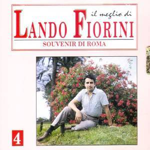 LANDO FIORINI - SOUVENIR DI ROMA (CD)