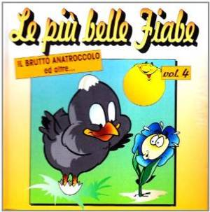LE PIU' BELLE FIABE VOL.4 (CD)