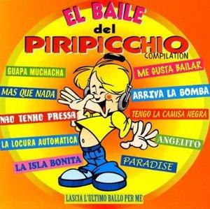 EL BAILE DEL PIRIPICCHIO (CD)